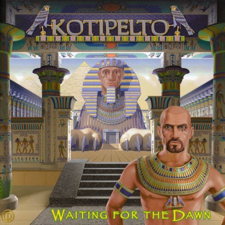 WINTERHAWK - There And Back Again  (CD Jewel Box)