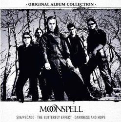 LONEWOLF - The Dark Crusade  (CD Jewel Box)