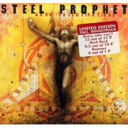 HEAVENS FIRE - The Outside  (CD Jewel Box)