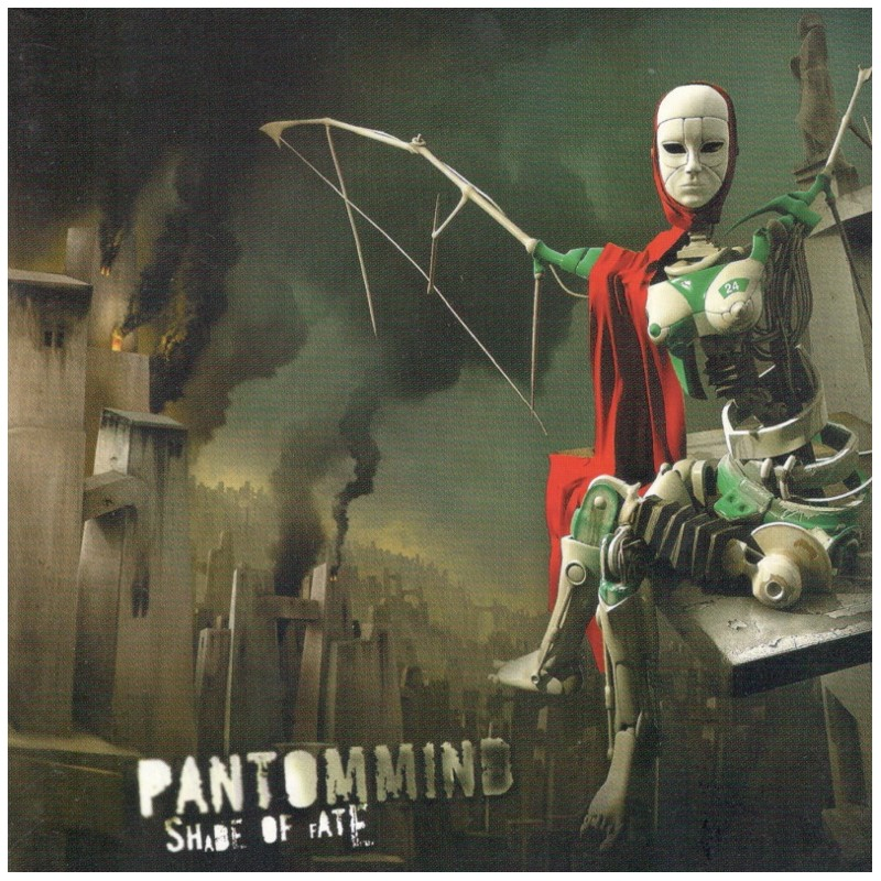 MISTER KITE - Box Of Fear  (CD Jewel Box)