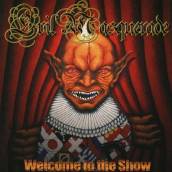 VIGILANCE - Behind The Mask  (CD Jewel Box)