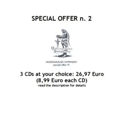 SAMSON - Past Present & Future (2 CD)