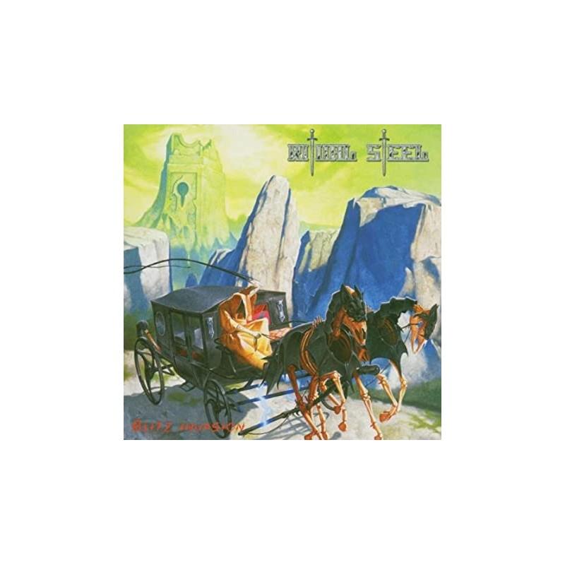 ARTILLERY - When Death Comes  (CD Jewel Box)