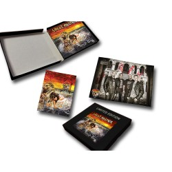 BARBARIANS - Dawn Of Brotherhood  (CD Digipak Edition)