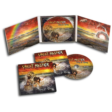 DARK HORIZON - Angel Secret Masquerade  (CD Digipak Edition)