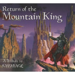 PANDAEMONIUM - Return to Reality  (CD Digipak Edition)